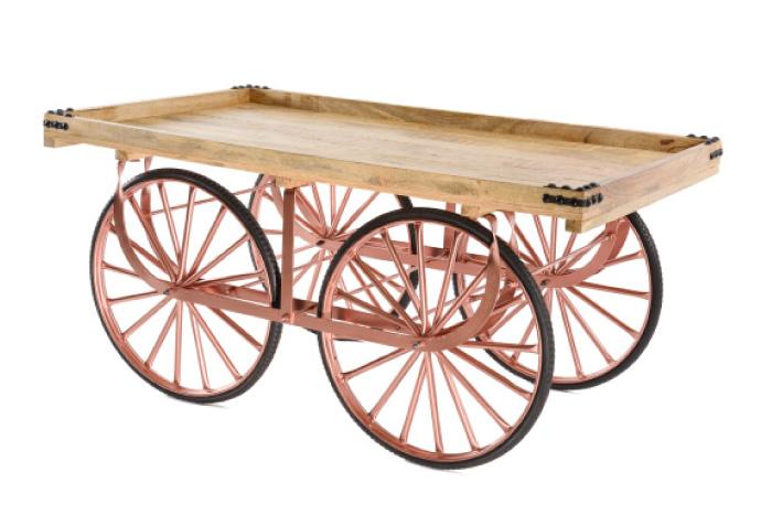 Marktwagen Classic Kupfer