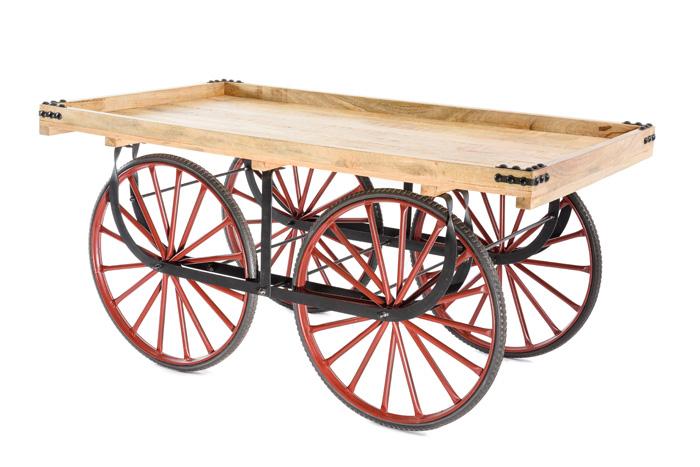 Marktwagen Classic Rot